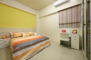 大禾國際室內設計 大橘陽光B6 三樓後房間