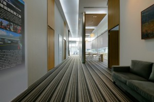 大禾國際室內設計 飛鳥觀止接待會館 (2)