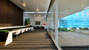 大禾國際室內設計 飛鳥觀止接待會館 (5)