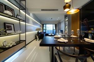 大禾國際室內設計 飛鳥觀止 3房-餐廳